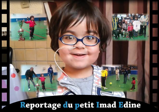 Reportage: Rencontre avec le petit Imad (Video)