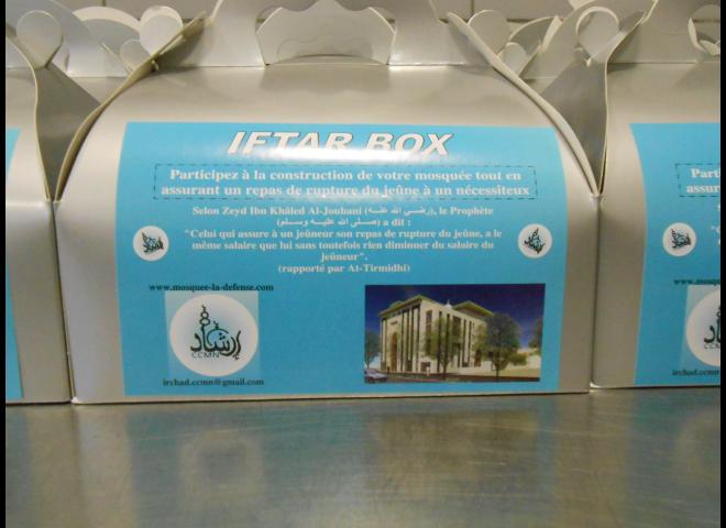 l'Iftar Box : Une boîte pas comme les autres