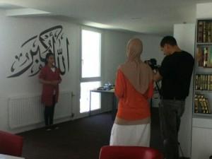 préparation vidéo