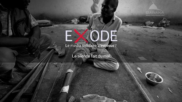Association Barakacity : Campagne Exode pour la République centrafricaine