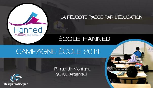 L'école Hanned : De l'éducation à la réussite
