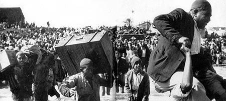 15 Mai 1948  jour de la Nakba