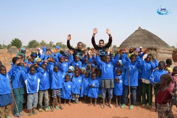 L'association la ruée vers l'eau : A la recherche de l'or bleu