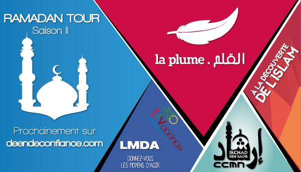 Ramadan Tour Saison II : 4 épisodes 100% solidaires