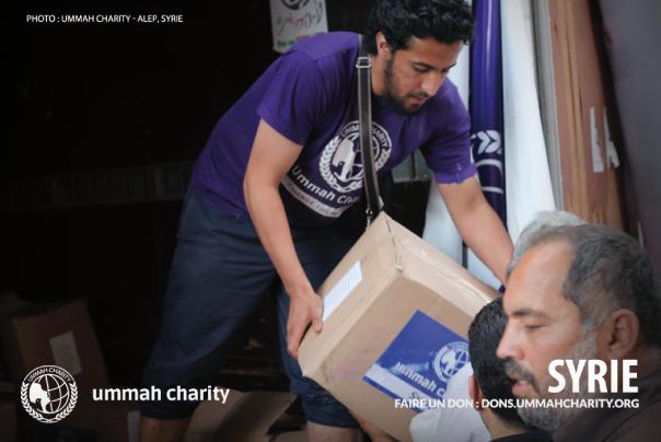 Ummah Charity Syrie 2