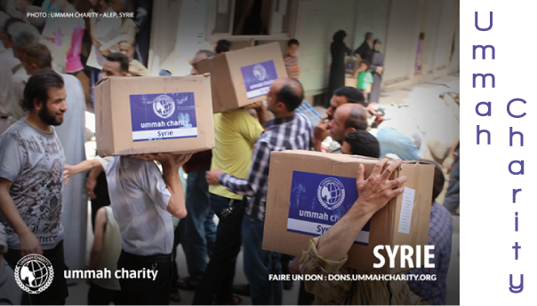 Ummah Charity Syrie : L'interminable conflit