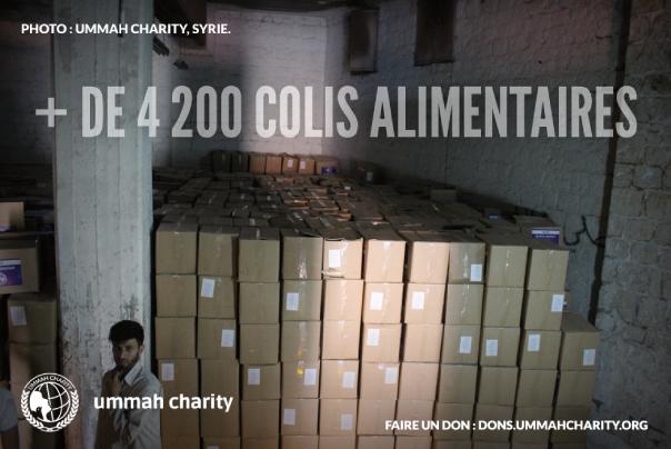 Ummah Charity Syrie