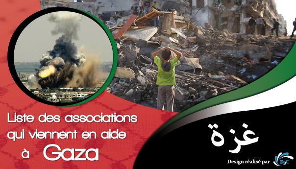 Gaza 2014 ou le Génocide d'un peuple [Liste des Associations]