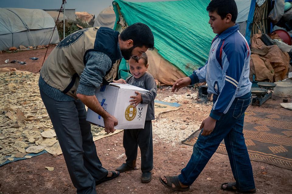 Syrians & Friends Paris et Umma'nité -  L'union solidaire en faveur des victimes du conflit syrien (6)