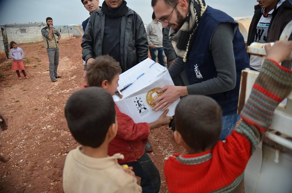 Gala Syrians &Friends Paris : une amitié indéfectible pour nos frères et sœurs syriens 2