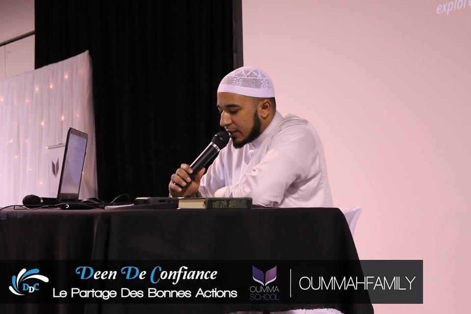 Gala Oumma School, l'éducation porte-drapeau d'une oumma investie imam