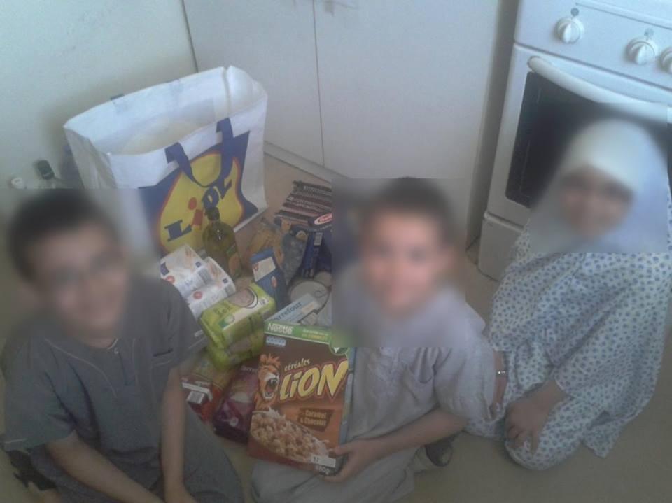 L'Opération « Parrainez une famille de détenus !» de Sanâbil1