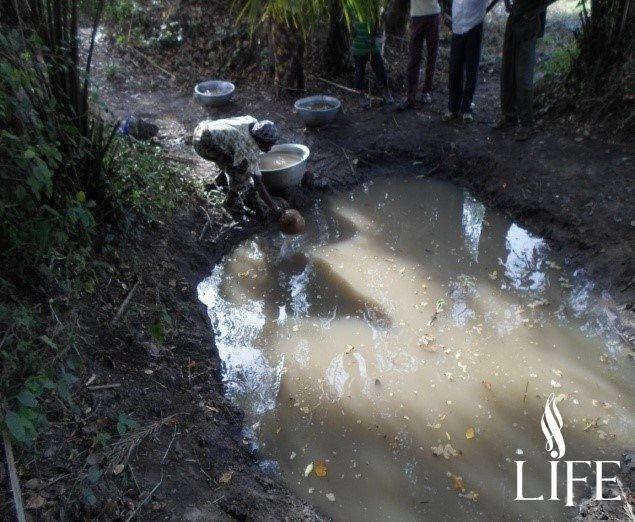 La campagne « Il était une fois Mounira » de LIFE  De l'eau pour maintenir la vie