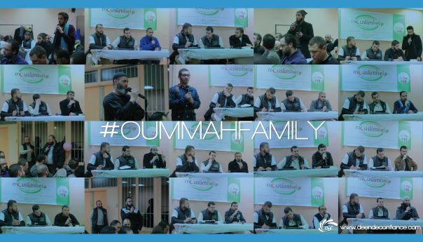 Oummah Family : immersion au cœur du monde associatif  musulman.