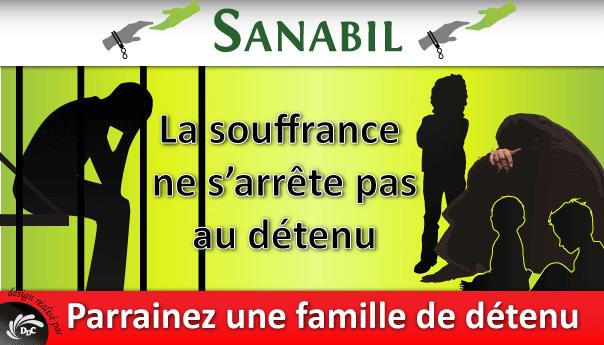 L'Opération « Parrainez une famille de détenus !» de Sanâbil