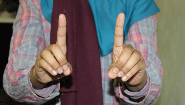 Un geste pour un puits  personnes sourdes et entendantes unies au nom de la solidarité 3