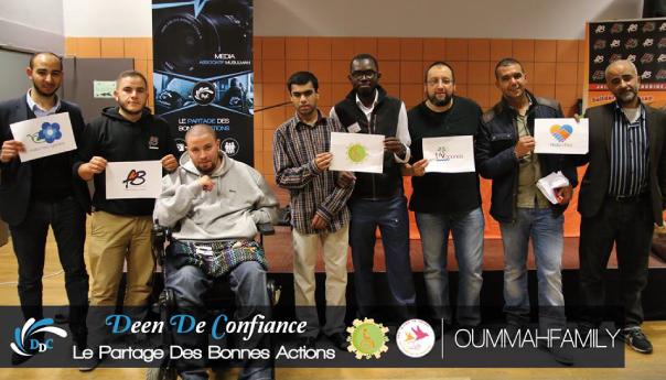 Le monde associatif musulman réunit en faveur du handicap