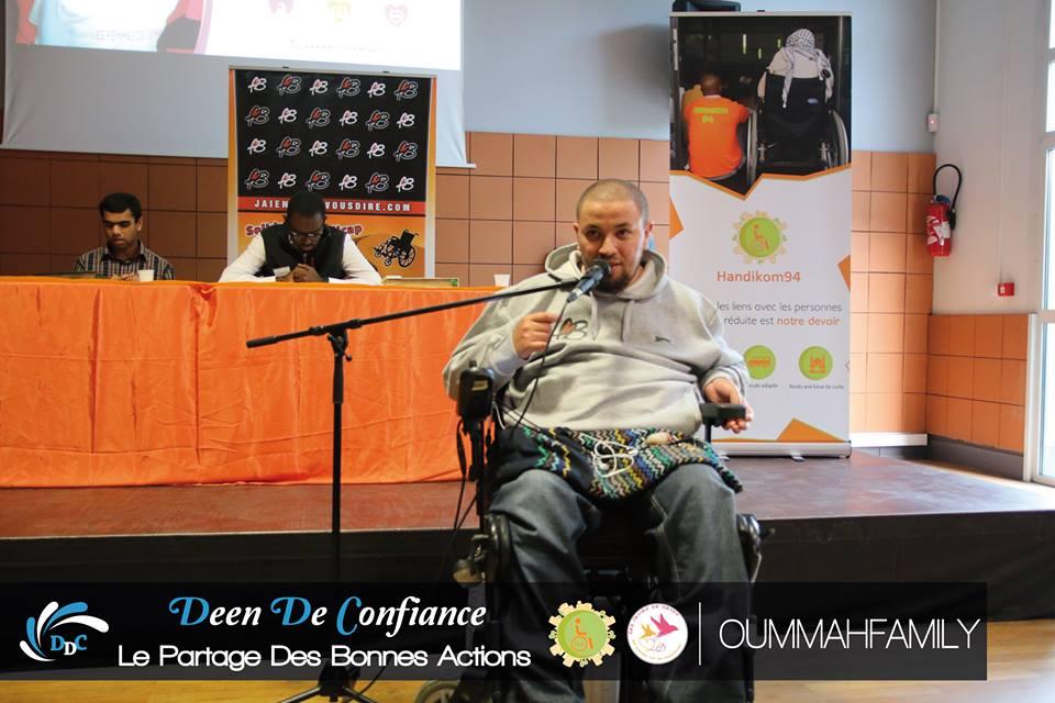 Le monde associatif réunit en faveur du handicap 5