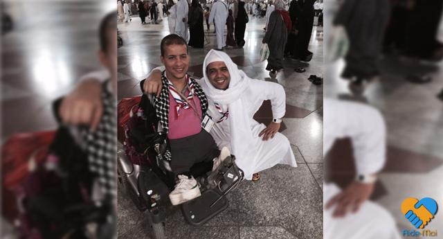 Association AIDE MOI : le voyage accessible pour tous 1
