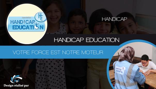 Association Handicap Éducation : Des enfants souriants et triomphants !