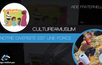 Association Culture4Muslim : la diversité est une richesse.