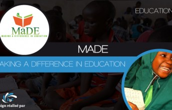 Association MaDE : Making a Difference in Education.