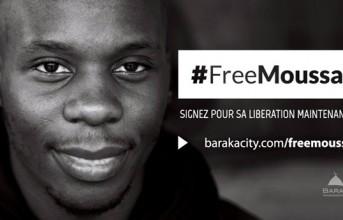 Tous ensemble, libérons Moussa…#FreeMoussa