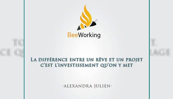 BEE WORKING 4