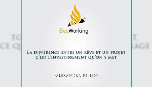 BEE WORKING 4