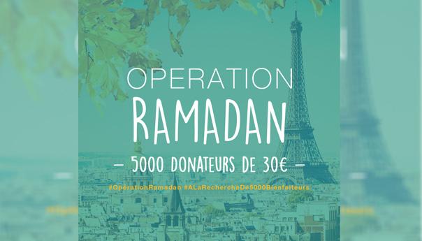 Opération ramadan