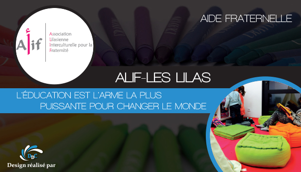 Alif-Les Lilas : association lilasienne et interculturelle pour la fraternité
