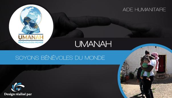 Association UMANAH : les bénévoles du Monde !