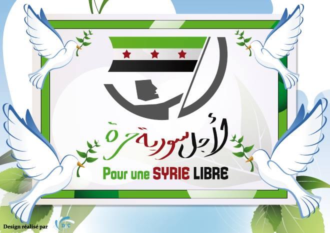 Pour Une Syrie Libre : Aide et soutien au peuple syrien