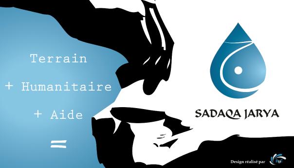 Association Sadaqa Jarya : Une Aide Humanitaire et un soutien personnalisé