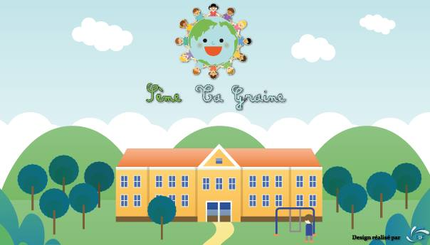 Association Sème Ta graine: une école, une philosophie au service de la Oumma.