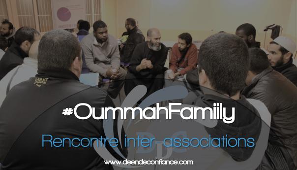 Rencontre fraternelle avec les acteurs du monde associatif musulman.