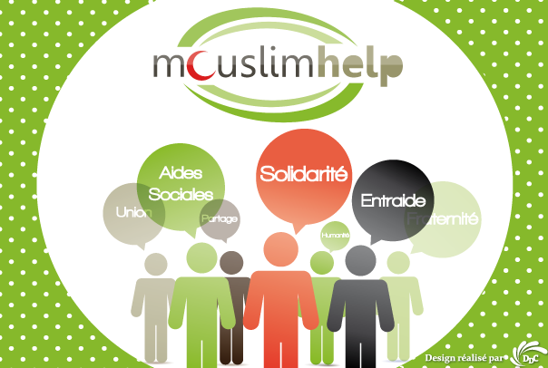 Association MouslimHelp :  renouer avec la fraternité.
