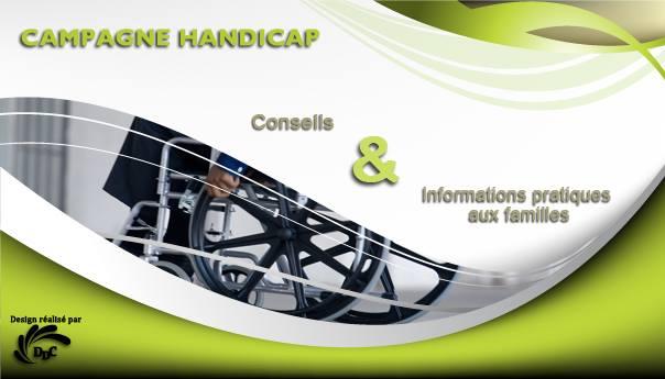 Handicap : Conseils & informations pratiques aux familles.