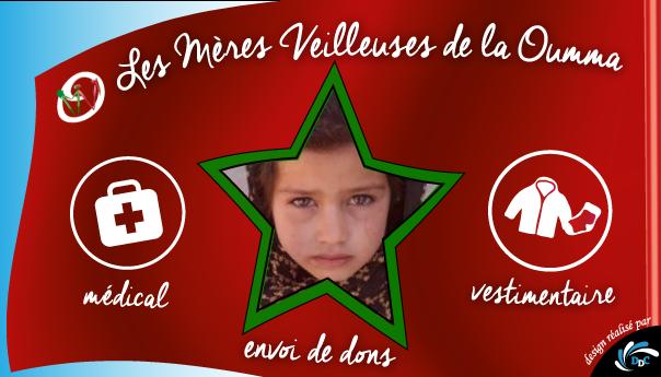 Association Les mères Veilleuses de la Oumma : Une aide précieuse pour les plus démunis au Maroc.