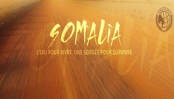 "Ummah Charity : Lumière sur sa campagne ""Somalia"""