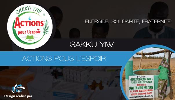 Association Sakku-Yiw : Actions pour l'espoir (SYAPE)