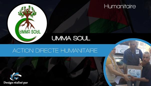 Association Umma Soul : la lutte contre l'inégalité en Palestine