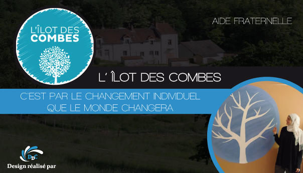 Association L'îlot des Combes:en symbiose avec la nature!
