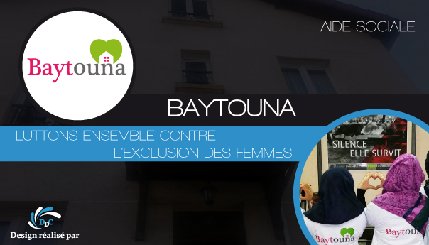 Association Baytouna : un toit et un brin de sérénité pour nos sœurs.