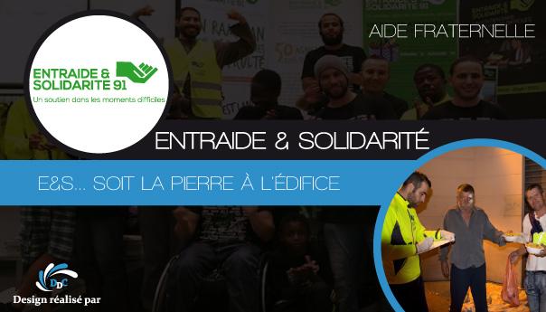 Association Entraide et Solidarité : un renfort, un réconfort pour les sans-abris.