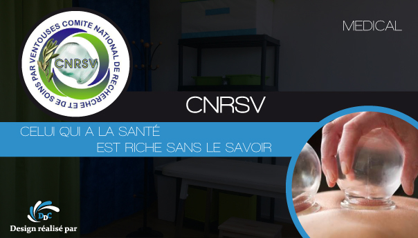 Association CNRSV : la Hijama/ventousothérapie en France.