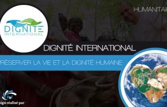 DIGNITÉ International : mouvement humanitaire pour la préservation de la dignité humaine.
