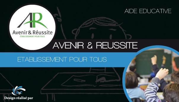 Avenir & Réussite : l'école de demain destinée à tous.
