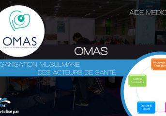 OMAS : la synergie du monde de la santé musulman.