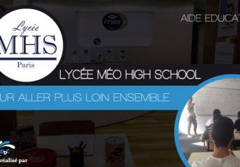Lycée Méo High School : 1er lycée à éthique musulmane à Paris !